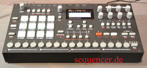 Elektron AnalogRytm synthesizer