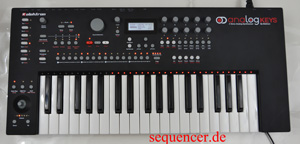 Elektron AnalogKeys synthesizer