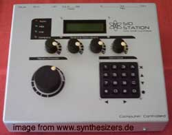 Elektron SIDstation synthesizer