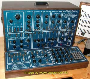 EML 200 Synthesizer