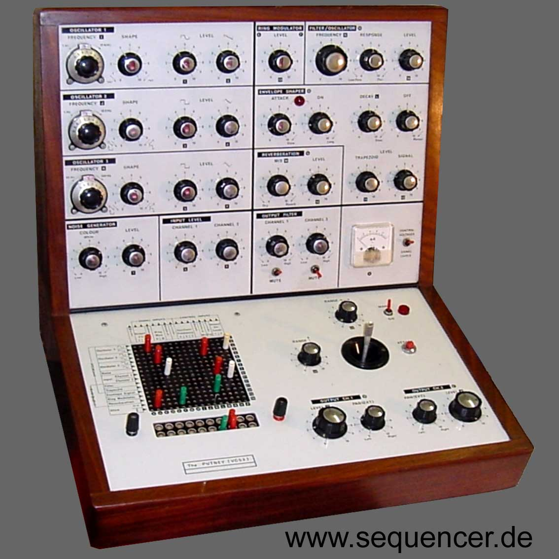 EMS VCS3 synthesizer