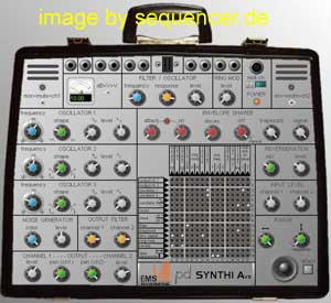 EMS Aks Avs Software EMS Aks Avs Software synthesizer