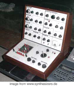 EMS VCS3 The Putney synthesizer