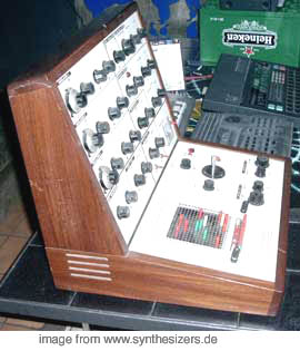 EMS VCS-3 EMS VCS-3 synthesizer