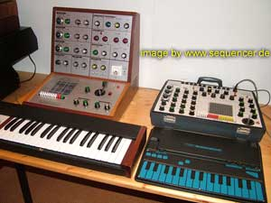 EMS synthesiser