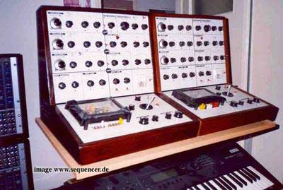 EMS VCS3 EMS VCS3 synthesizer
