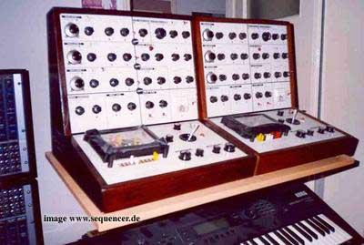EMS VCS3 EMS VCS3 synthesizer