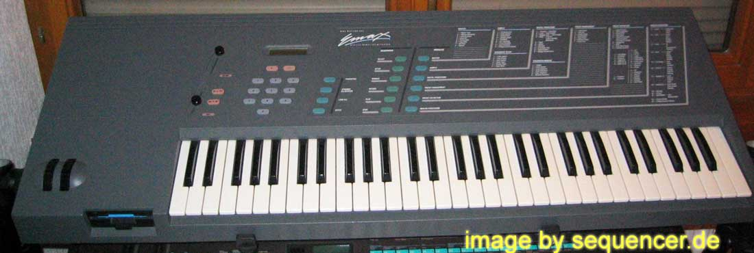 Emu Emax synthesizer