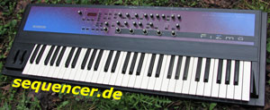 Fizmo Fizmo synthesizer