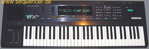 Ensoniq VFX, VFXsd, VFXsd2 synthesizer
