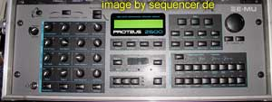 Emu Proteus2500 synthesizer