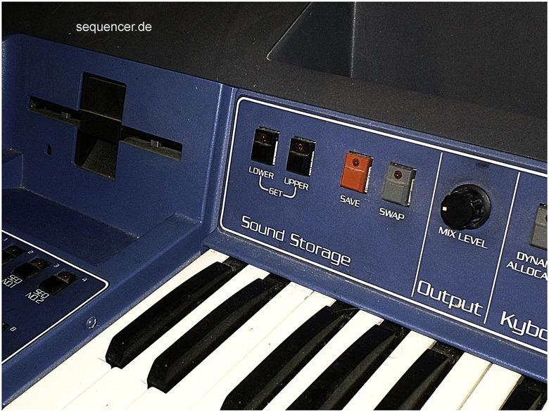 Emulator I Emulator 1 synthesizer