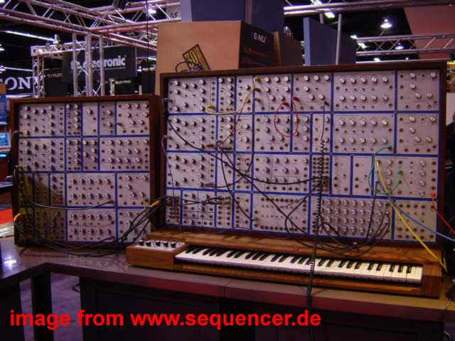 emu modular synthesizer