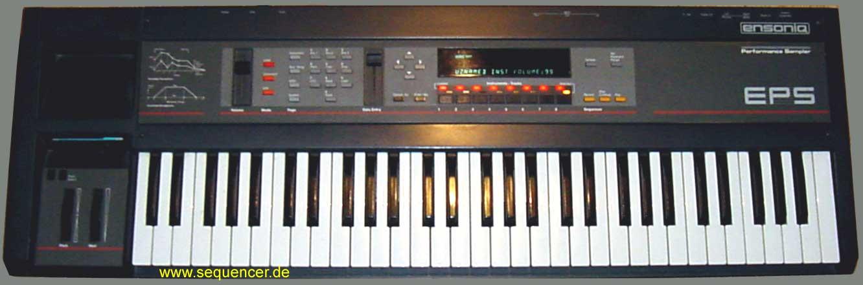 Ensoniq EPS synthesizer