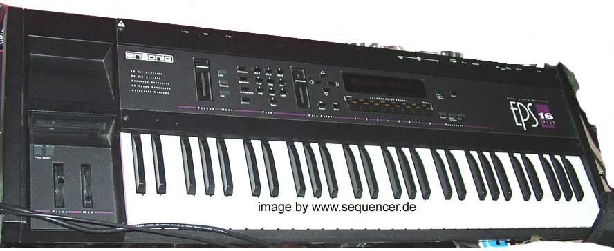 Ensoniq ASR10, EPS16+ synthesizer