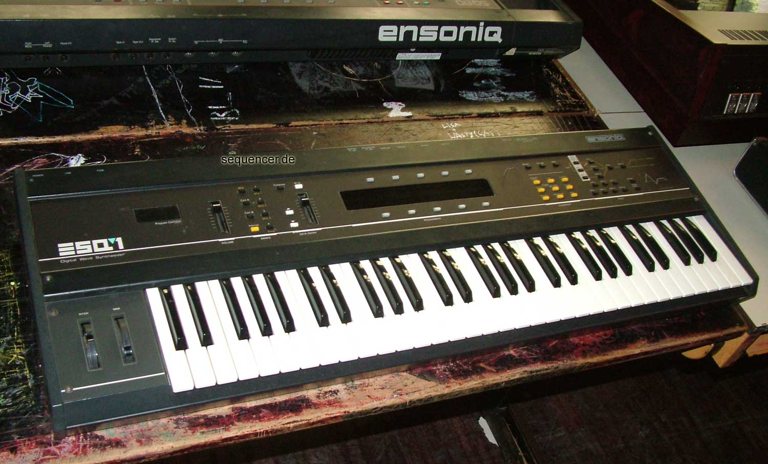 Ensoniq ESQ1, ESQm synthesizer