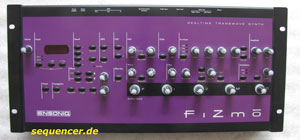 Fizmo Rack Fizmo Rack synthesizer