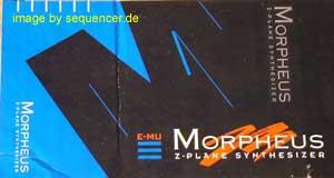 E-Mu Morpheus MORPHEUS synthesizer