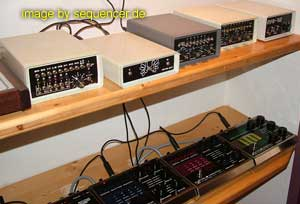 MFB MFB1005, MFB2005 synthesizer