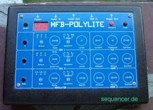 MFB PolyLite synthesizer