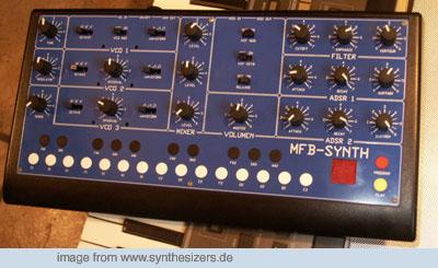 mfb synth proto