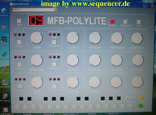 poly lite software