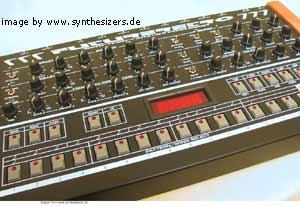 Future Retro 777 synthesizer