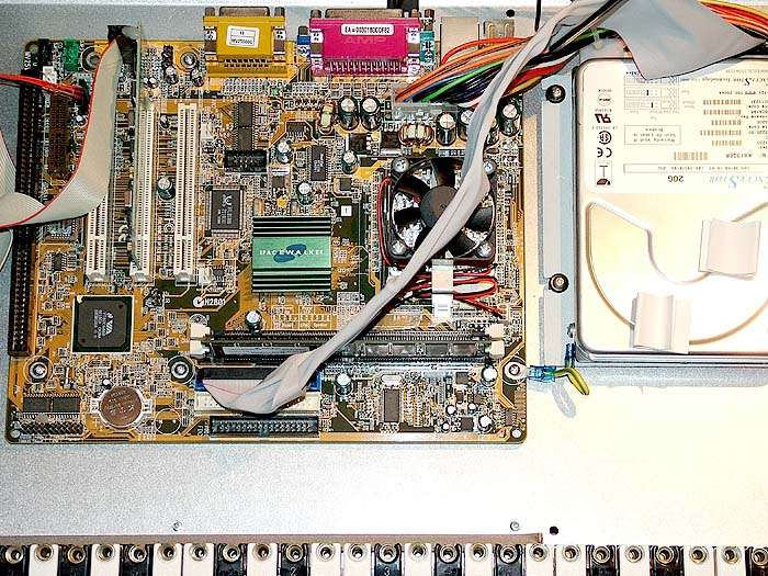 Neuron Hartmann Neuron Interna synthesizer