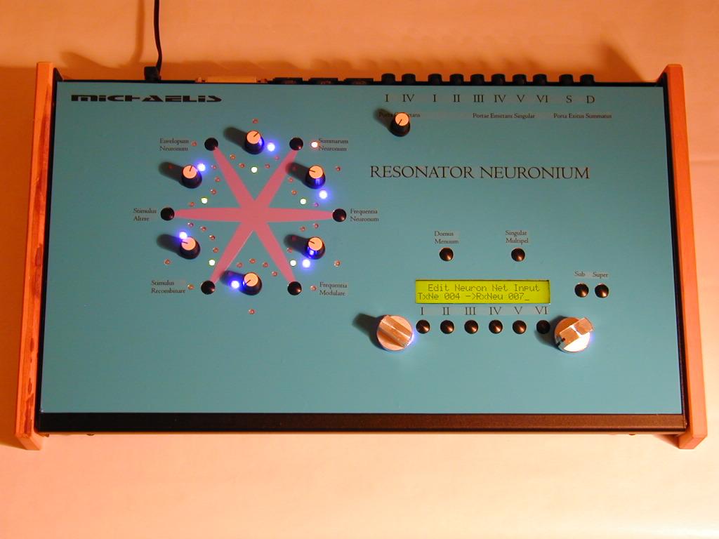 neuronium resonator