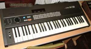Kawai K-3 Kawai K3 synthesizer