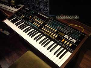 Kawai SX-240 Kawai SX-240 synthesizer