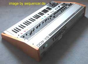 SX400 Teisco SX400 synthesizer