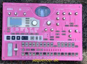 Korg ElectribeSX1, ESX1 synthesizer