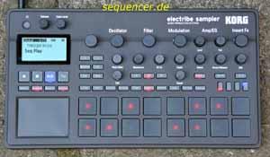 Korg ElectribeSampler2S/2S/Sampler2S/s2