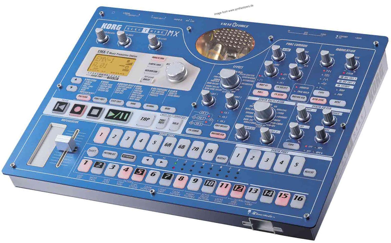 ELECTRIBULATOR 0_0_8 - The software enhancer for Electribe EMX 1 ...