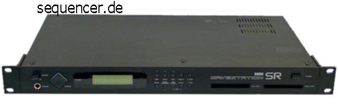 Wavestation SR Wavestation SR synthesizer