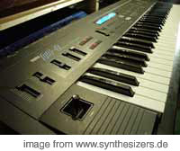 Korg DS8 synthesizer