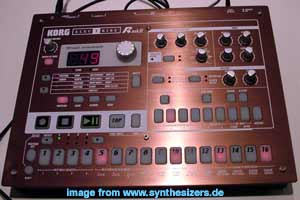 Korg ElectribeR - ER1mk2 synthesizer