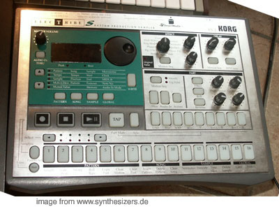 korg electribe es1 - electribe s