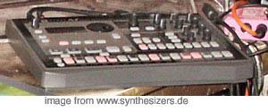 Korg ElectribeM/EM1 synthesizer