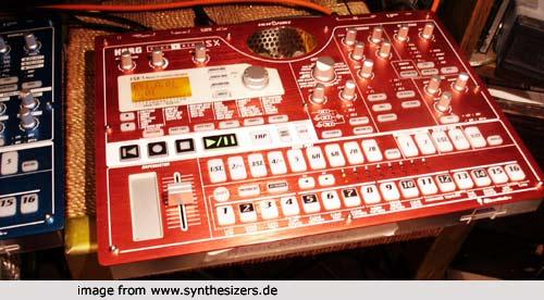 Korg ElectribeSX1/ESX1 synthesizer