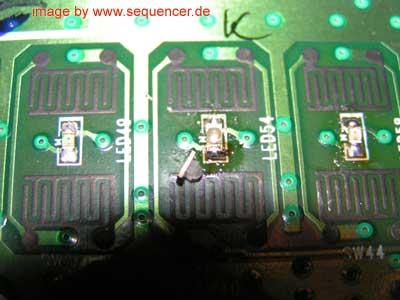 korg electribe es1 mk2 knob