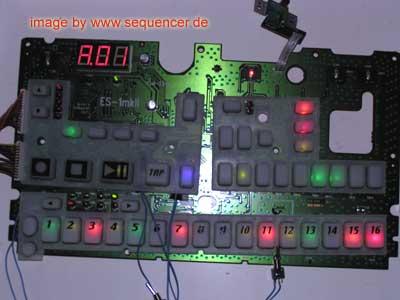 korg electribe es1 mk2 board