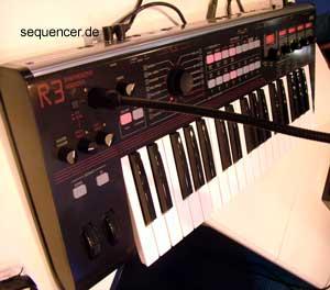 Korg R3 Korg R3 synthesizer