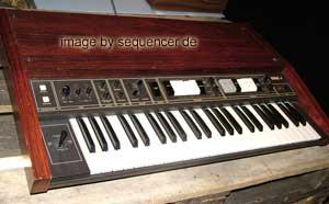 Korg LambdaES50 synthesizer