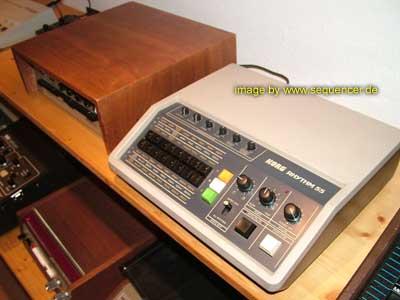 Korg KPR55 synthesizer