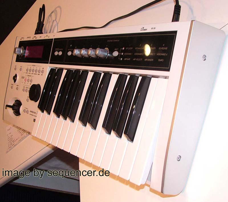 Korg micro X Korg micro-X synthesizer
