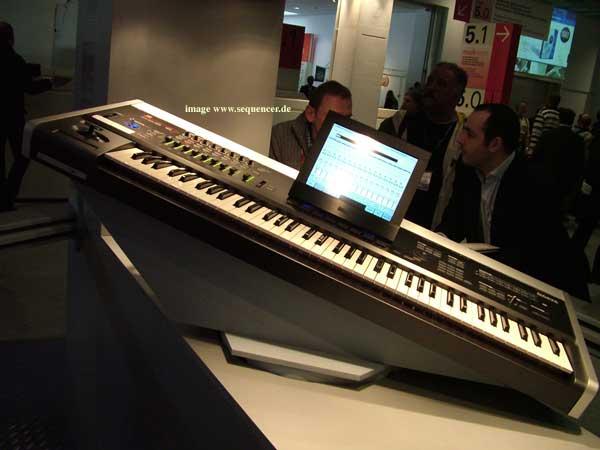 Korg Oasys synthesizer