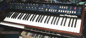 Korg Polysix, Poly6 synthesizer