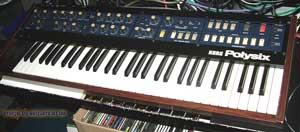 Korg Polysix, Poly6 synthesizer